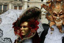 Conheça o Carnaval de Veneza
