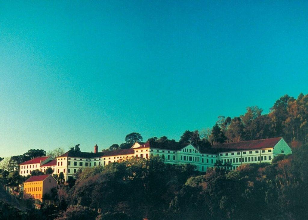 Mosteiro das irmãs - Garibaldi