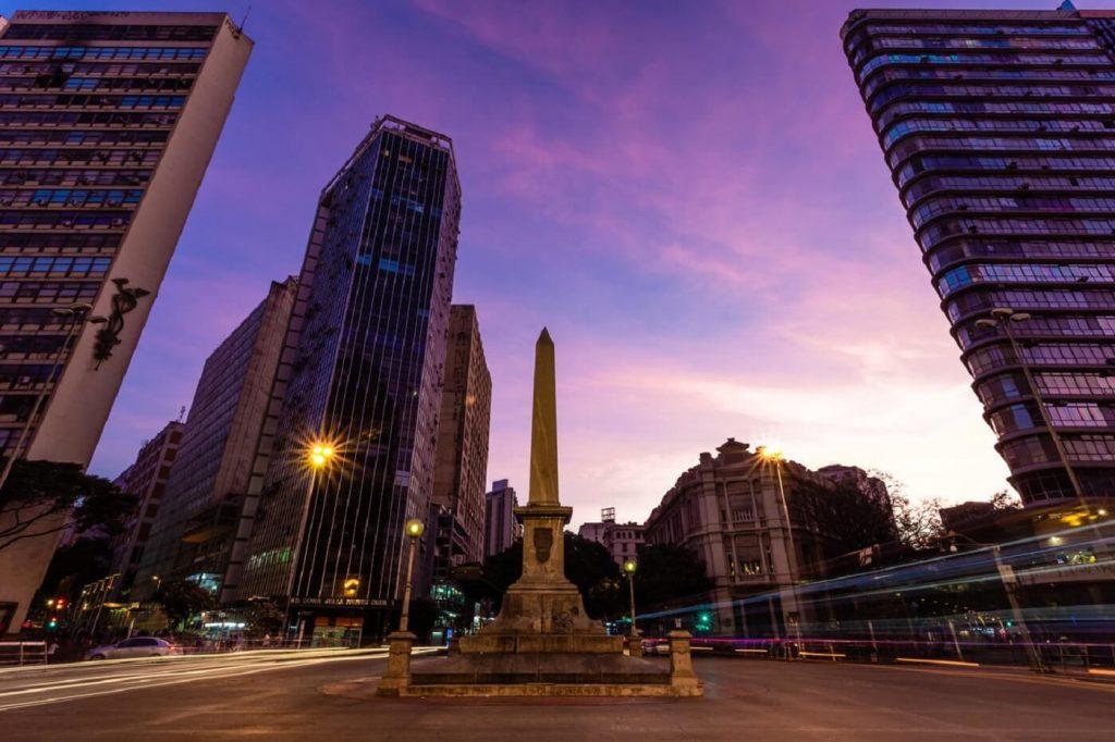 Obelisco - Belo Horizonte -MG