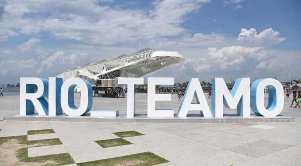 O que fazer no Rio de Janeiro - Rio te amo - Museu do amanhã