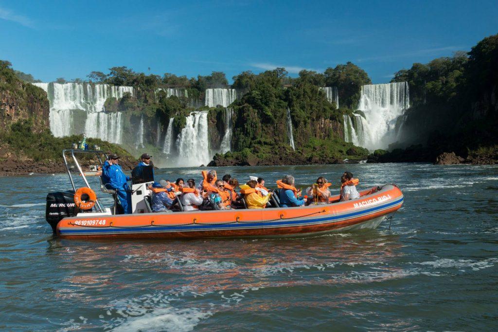 Turismo aventura em Foz do Iguaçu
