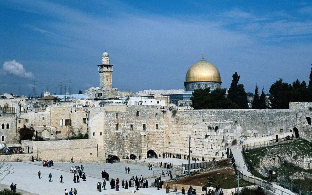 Domo da rocha Jerusalém