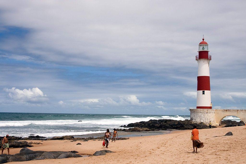 Praia de Itapuã -Salvador-BA
