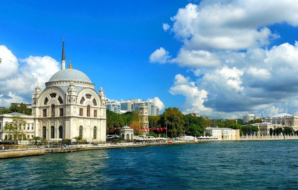Mar de Bósforo - Turquia