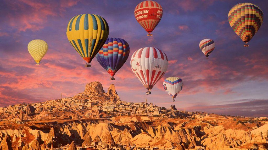 Guia de Viagem Turquia