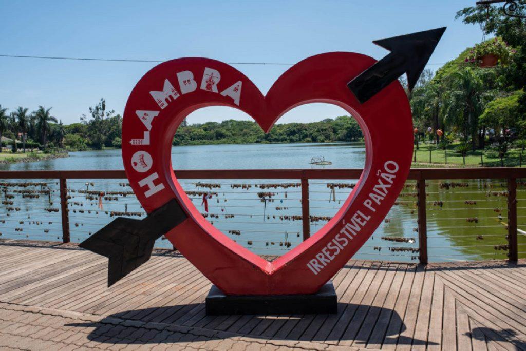 Deck do amor - Holambra