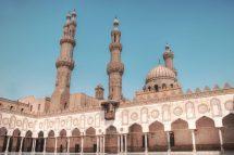 Al Azhar - Mesquita Cairo Egito