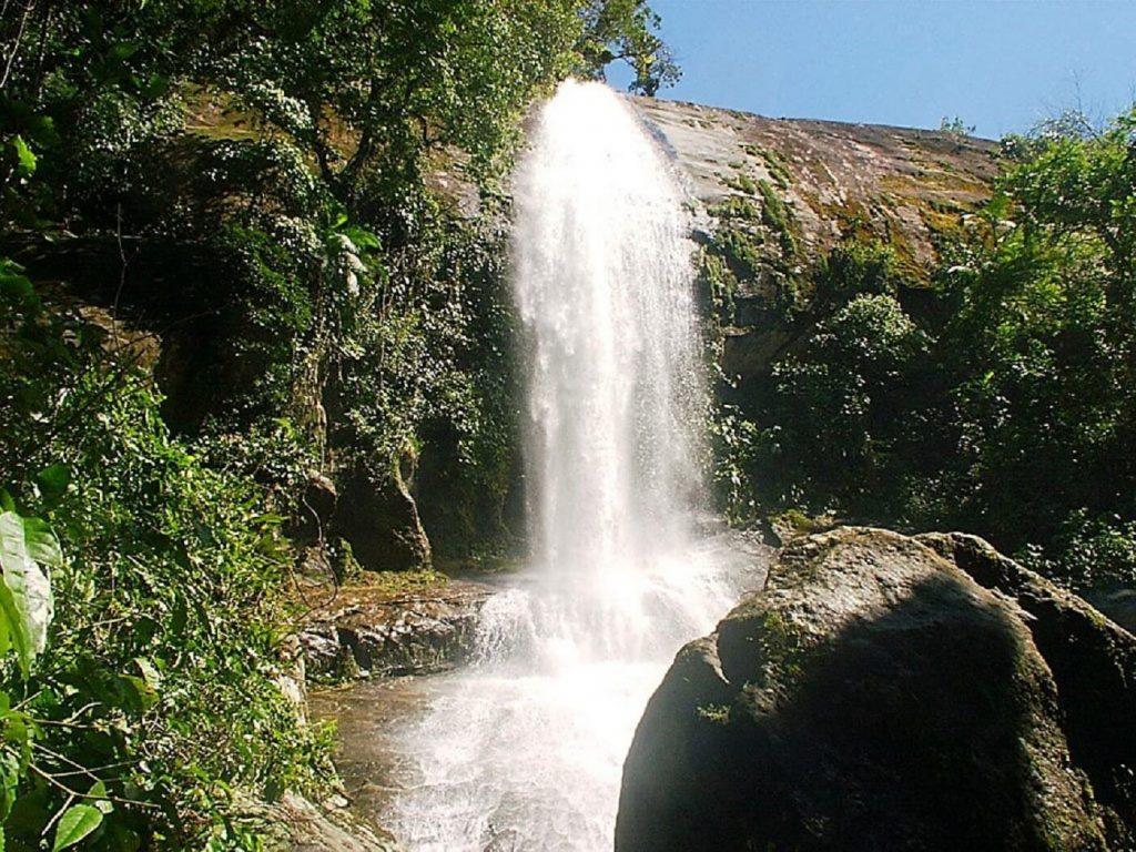 Cachoeira do Espelho - Ubatuba