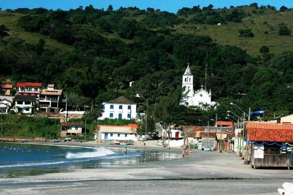 Centro Histórico de Garopaba -SC