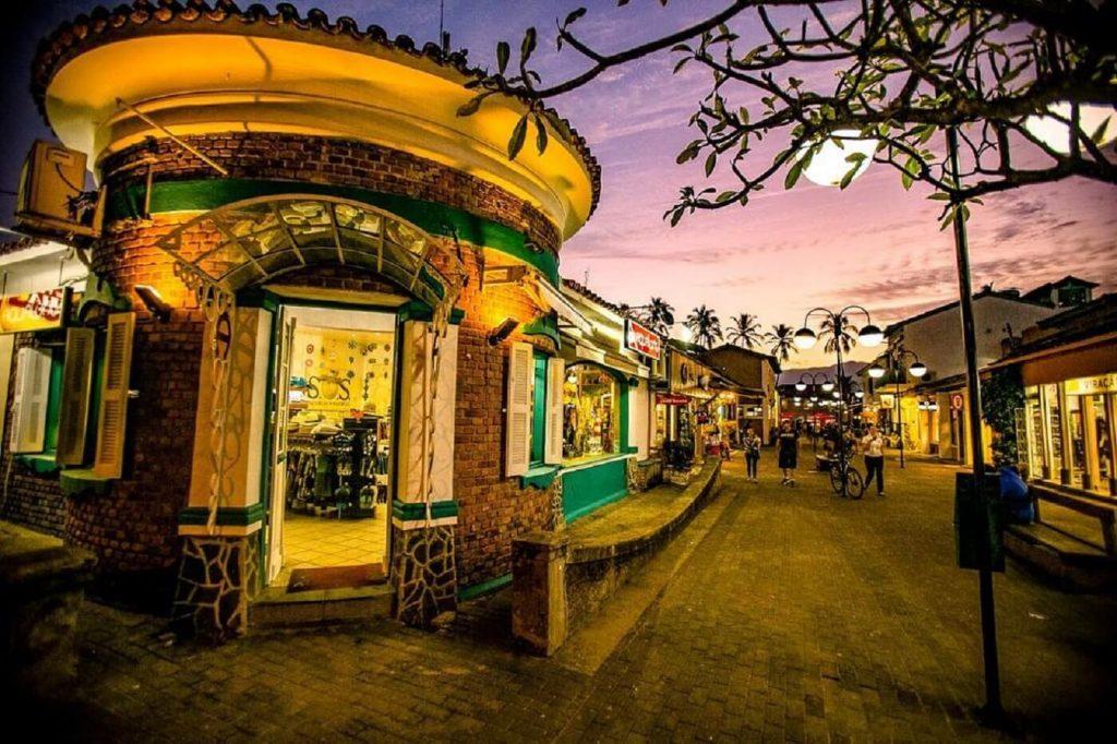 centro histórico ilhabela