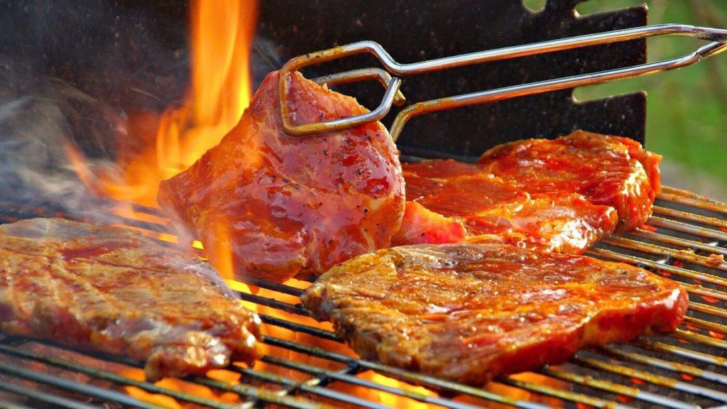 Churrasco comida típica Gastronomia