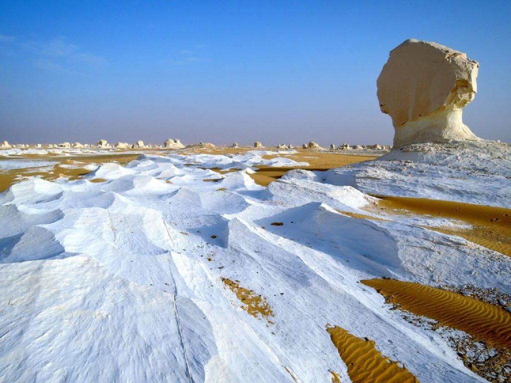 Deserto Branco - Cairo Egito