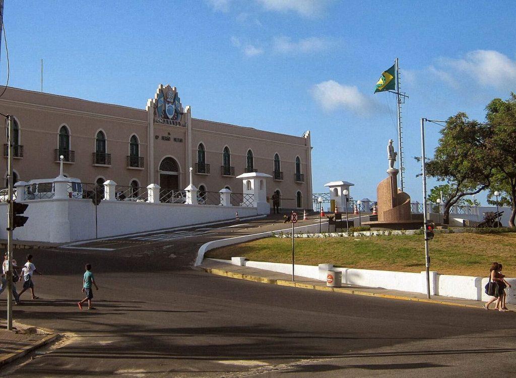 Forte Nossa Senhora da Assunção - Fortaleza