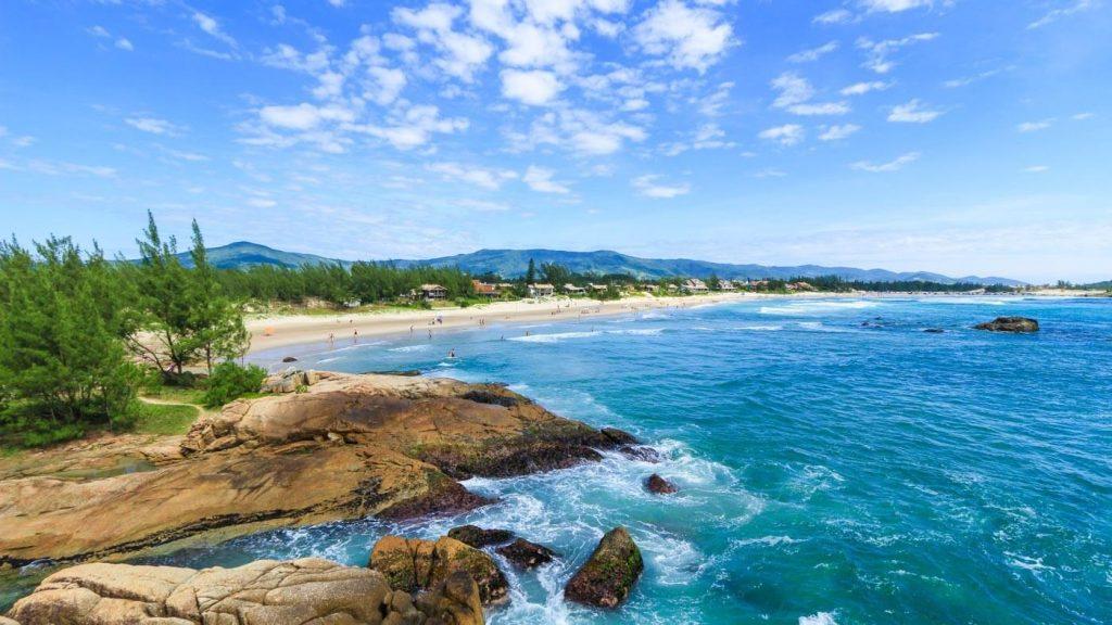 Praia da Barra - Garopaba