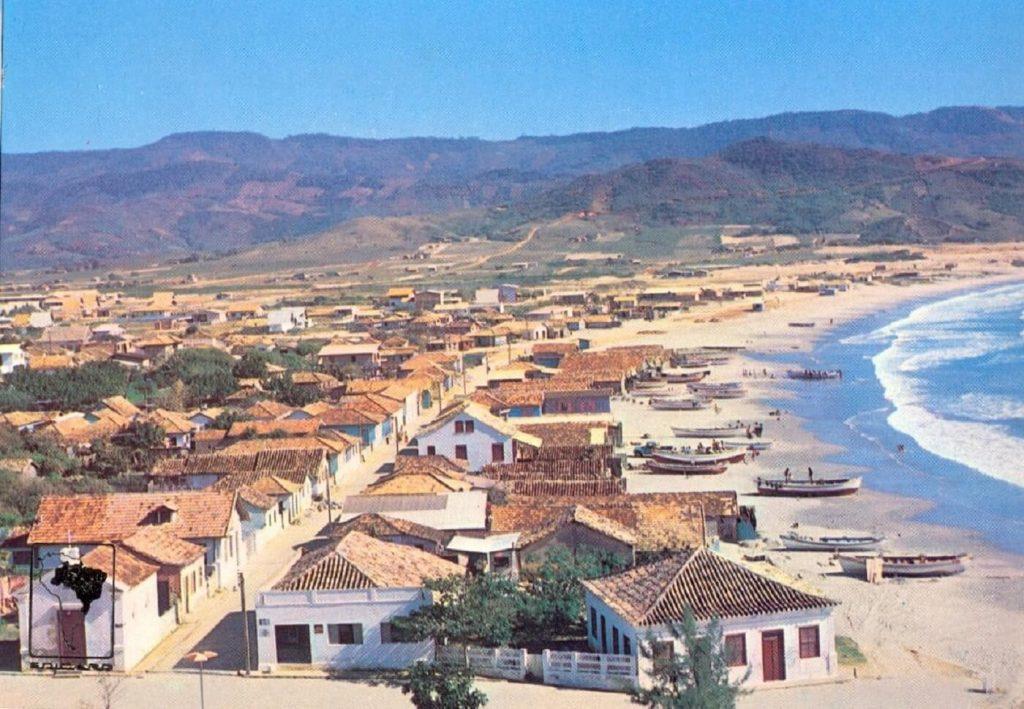 Vista da Cidade de Garopaba