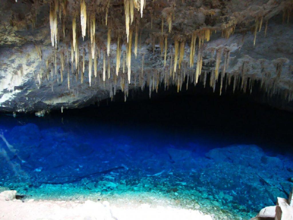 Gruta Lago azul - Bonito MS