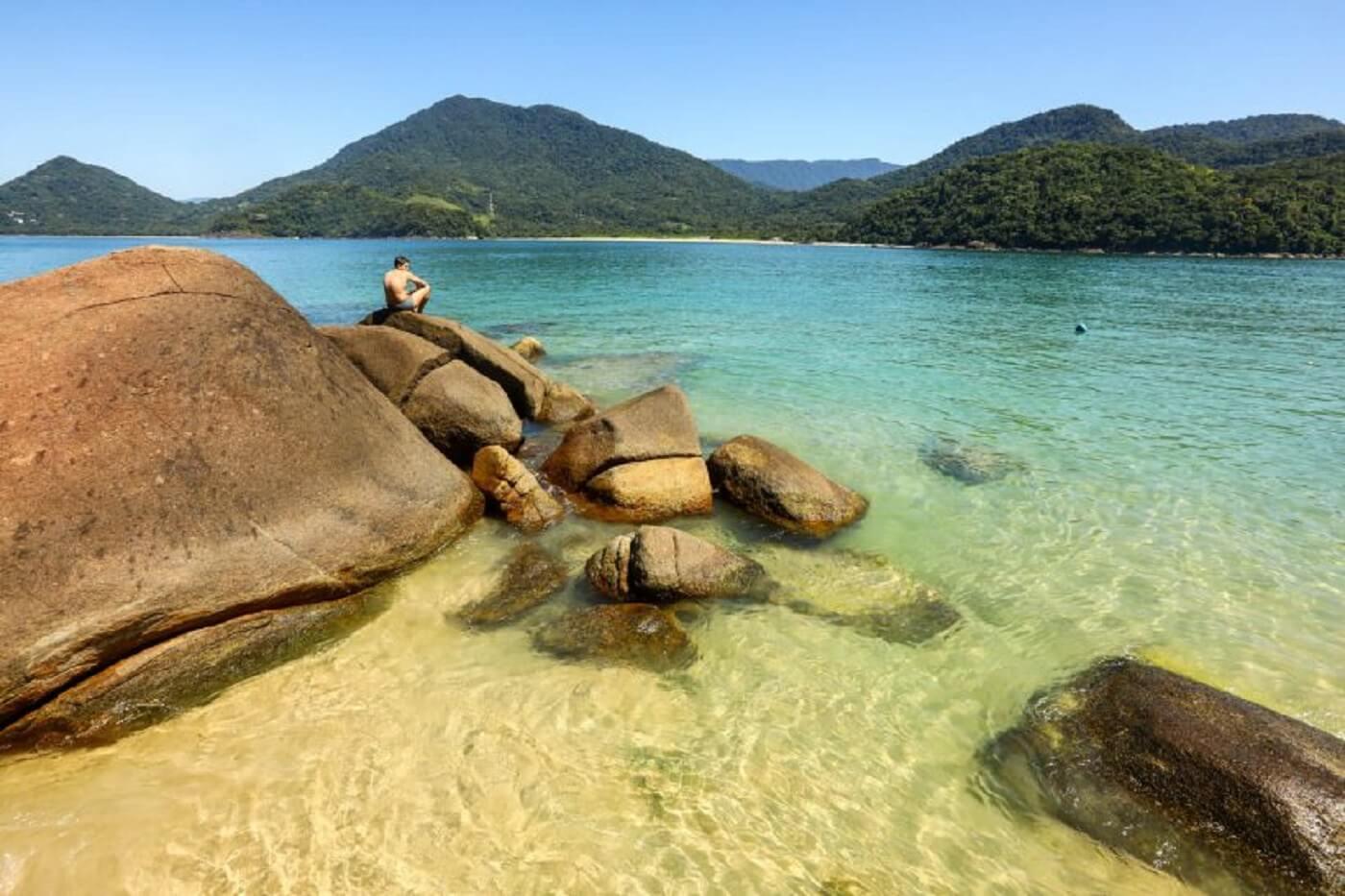 Praia de Prumirim