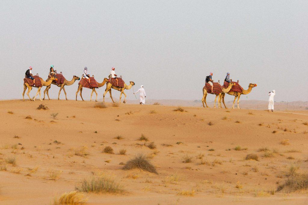 Deserto de Dubai