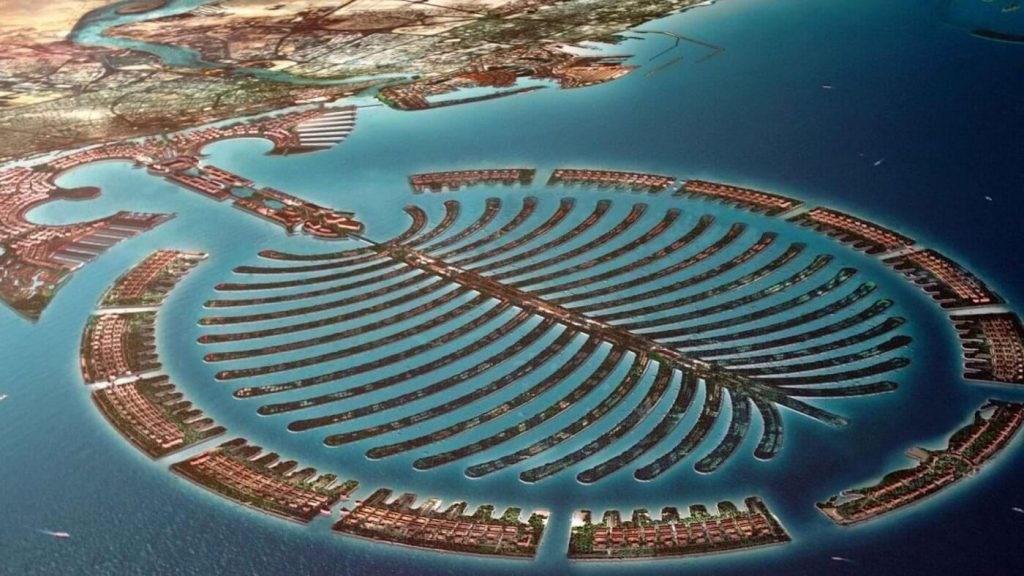 Palm Jumeirah - Dubai