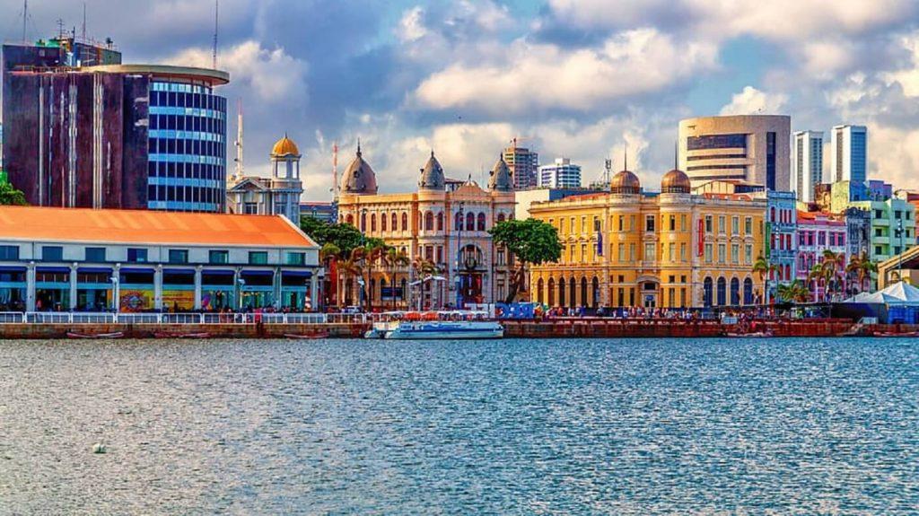 Recife Antigo Vista do Oceano
