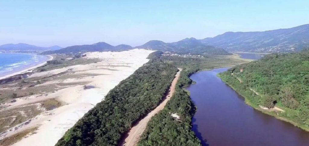 Lagoa da Garopaba -SC