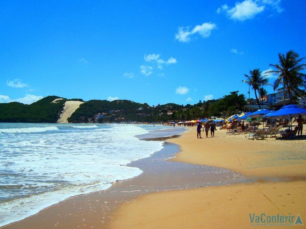 Morro do Careca - Praia de Ponta Negra