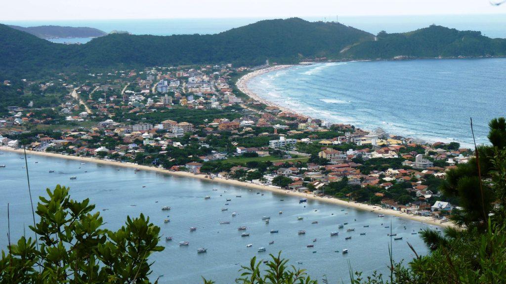 Península de Bombinhas-SC