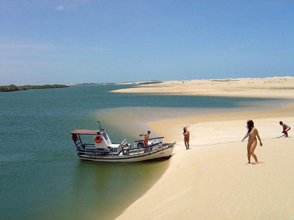 Praia de Galinhos São Miguel do Gostoso