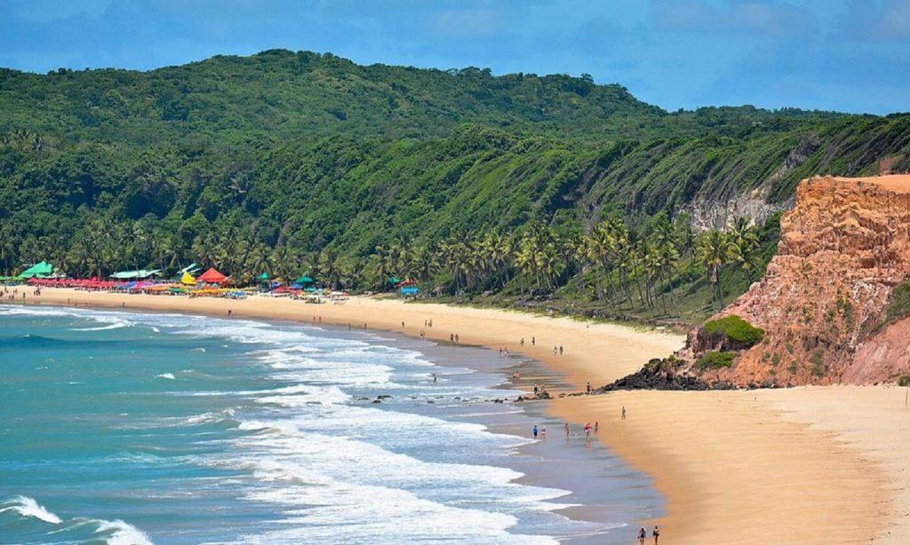 Praia do Madeiro - Tibau do Sul