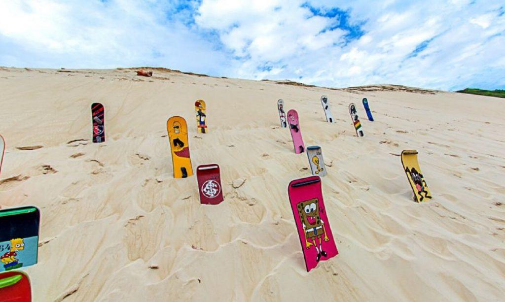 SandBoard Garopaba - SC