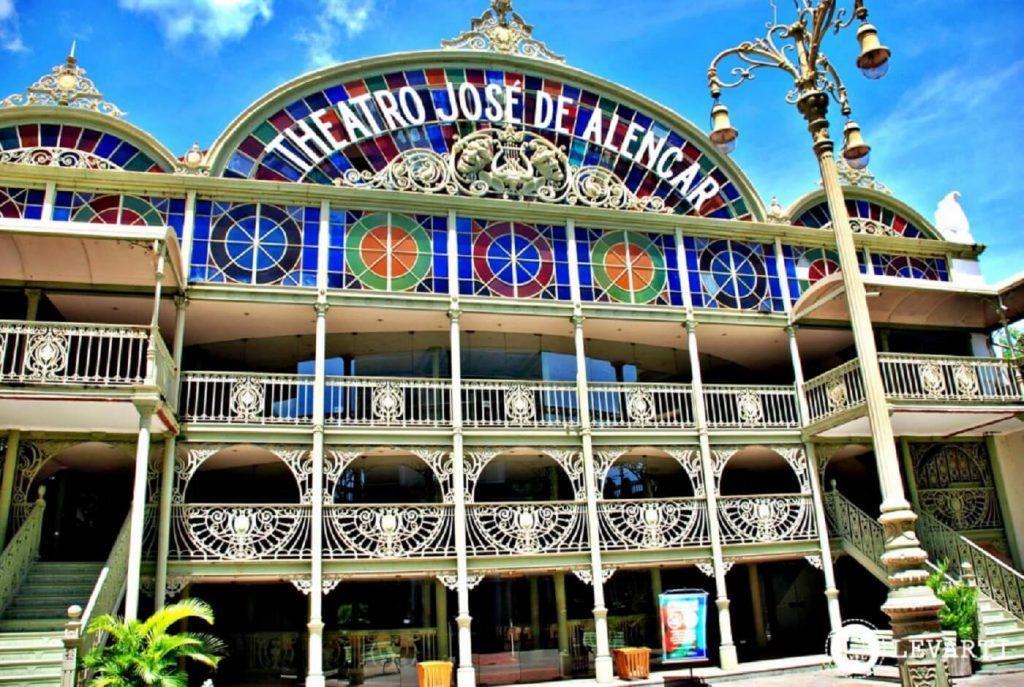 Theatro José de Alencar - Fortaleza CE