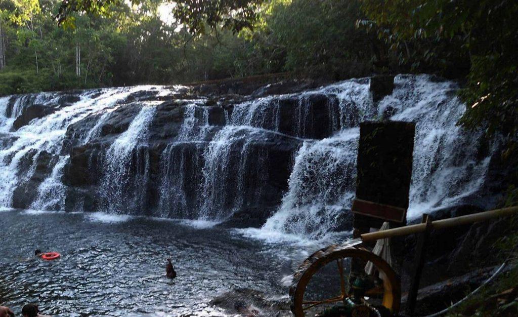 Cachoeira Tijuipe