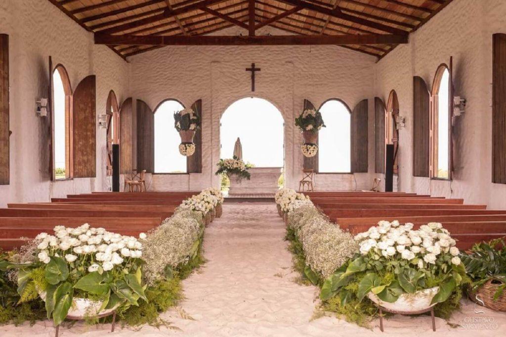 Capela dos Milagres em São Miguel dos Milagres