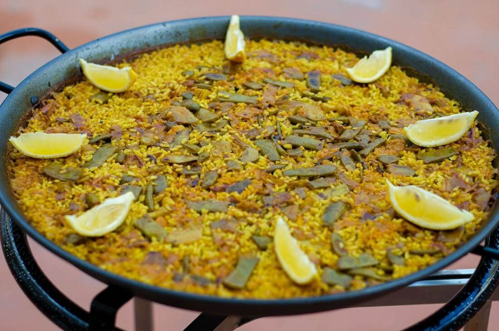 Paella Espanhola