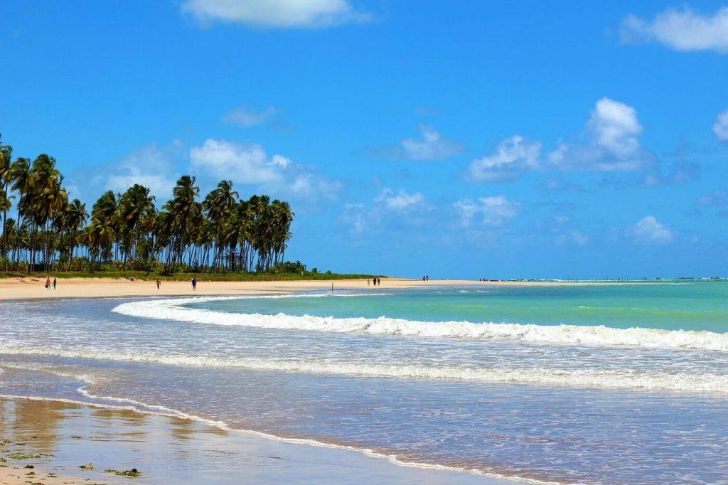 Praia do Marceneiro - São Miguel dos Milagres Al