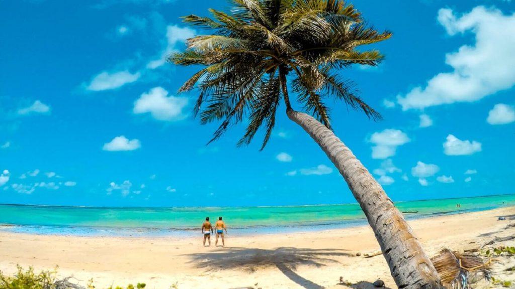 Praia do Patacho - São Miguel dos Milagres-AL