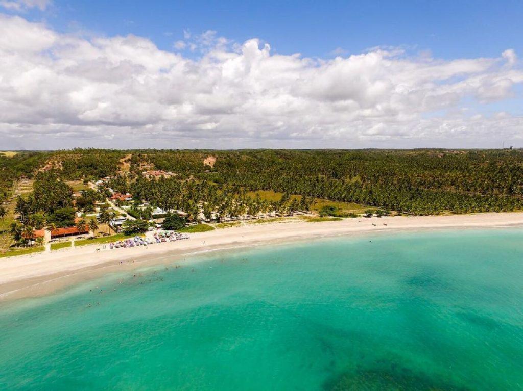 Praia do Riacho - São Miguel - Al