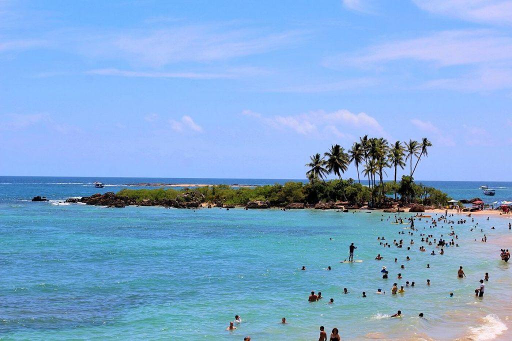 Primeira praia