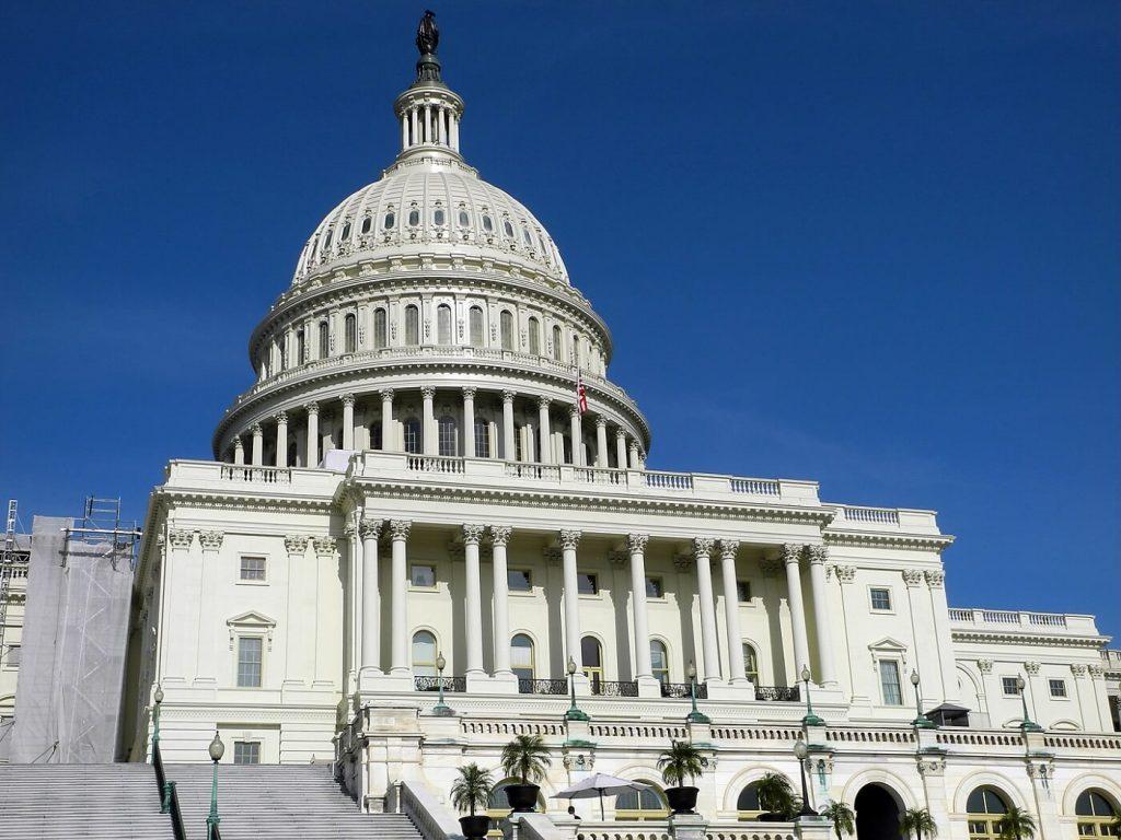 Capitolio Washington DC