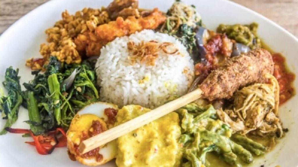 Comida de Bali