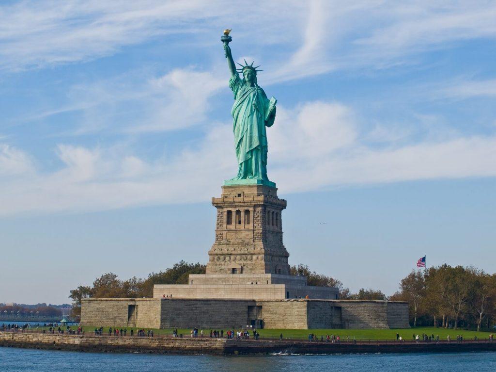 Estátua da Liberdade - Simbolo dos EUA
