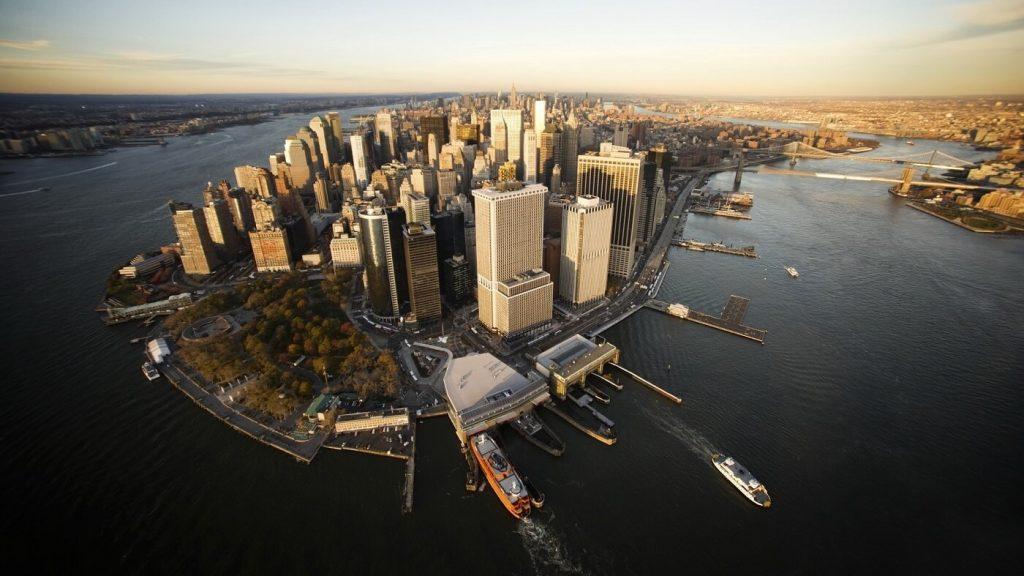 Manhattan Island