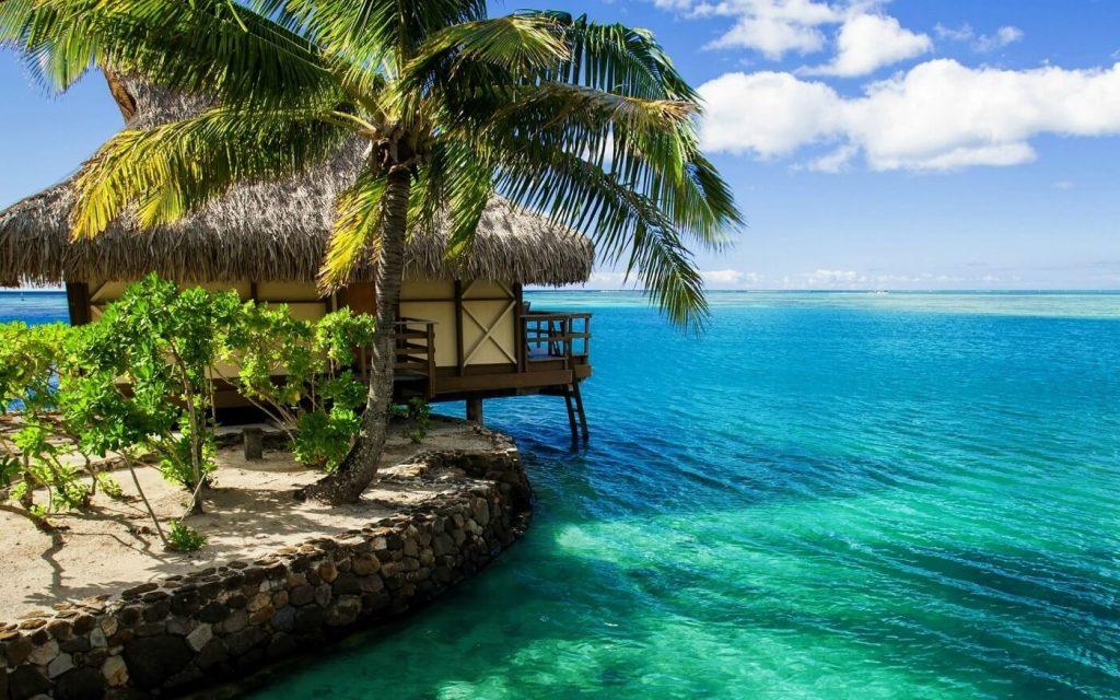 Bangalo resort Maldivas