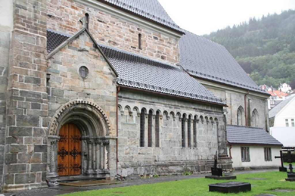 Mariakirken, Bergen, Noruega