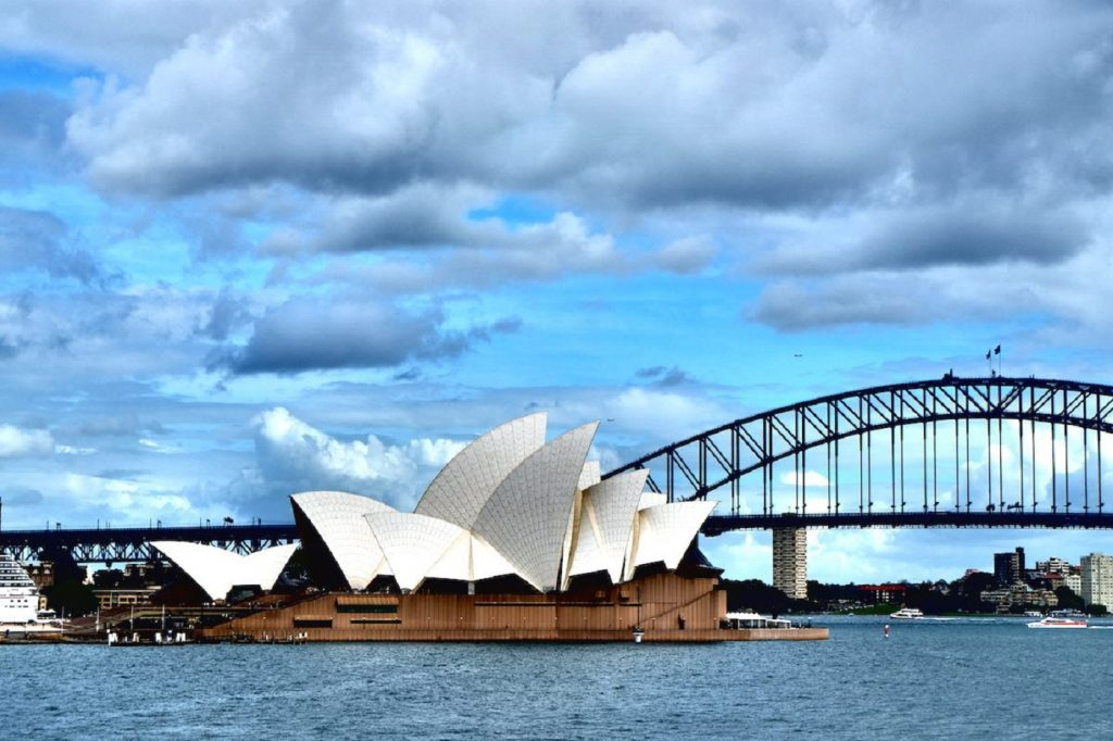 mcquaries point - Sydney