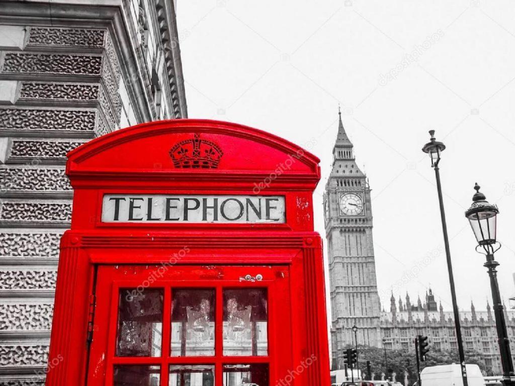 Telephone BigBen