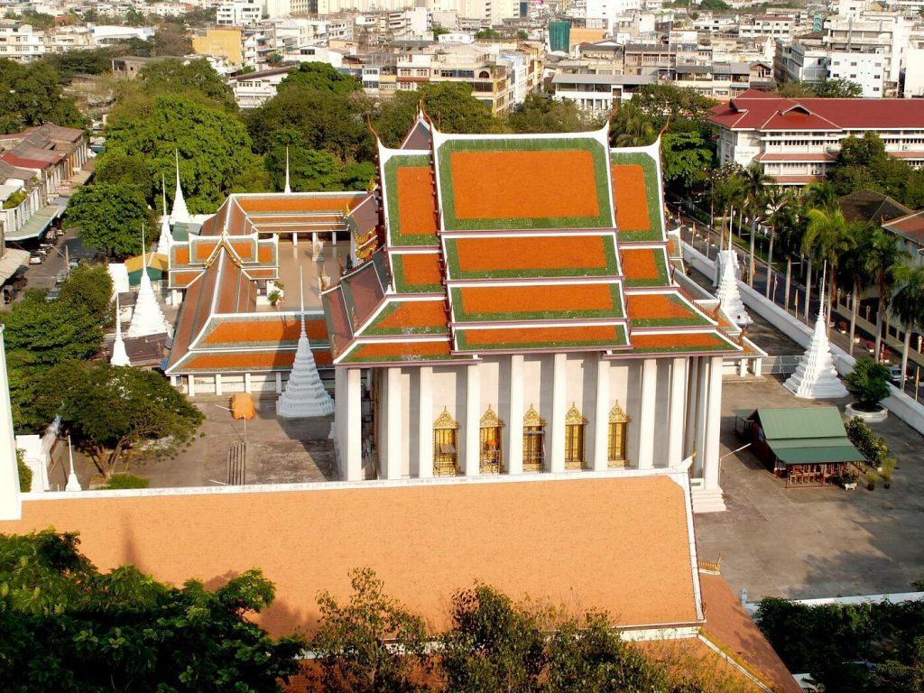wat-sakhet-Bangkok