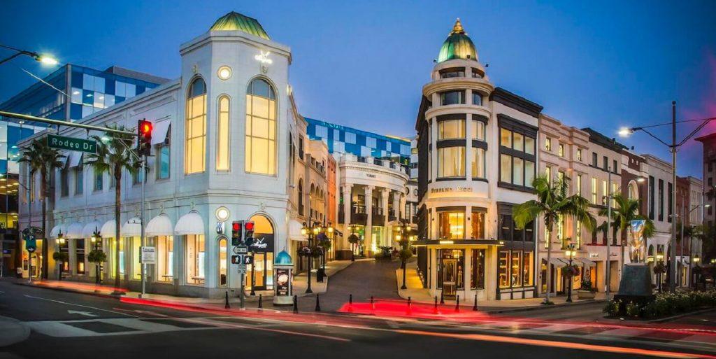 Beverly Hills - Distrito em Los Angeles