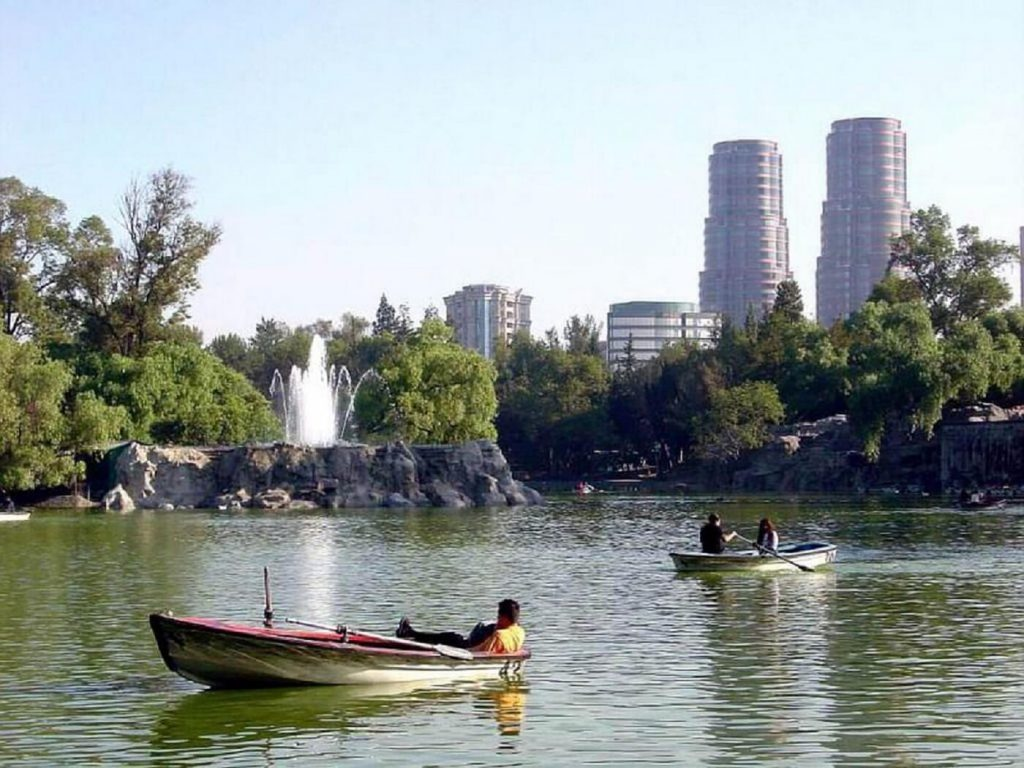 bosque chapultepec-