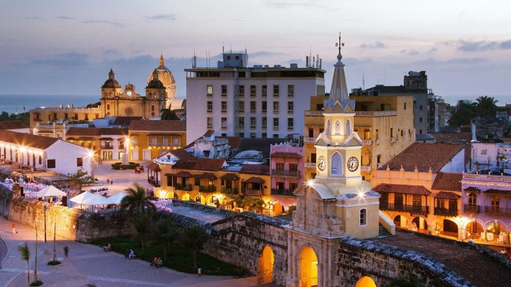Cartagena - Igreja